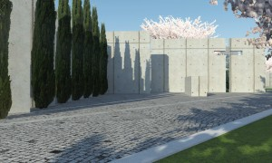 Cemitério Municipal de Ribeira de Pena