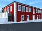 Adaptação - Edifício do Antigo Magistério em Centro de Incubação de Ind.Criativa