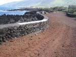 Quebra mar -Açores