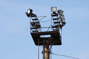 Iluminação  torre