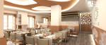 8_ Proposta vista interior da sala de refeições, entrada dos clientes.