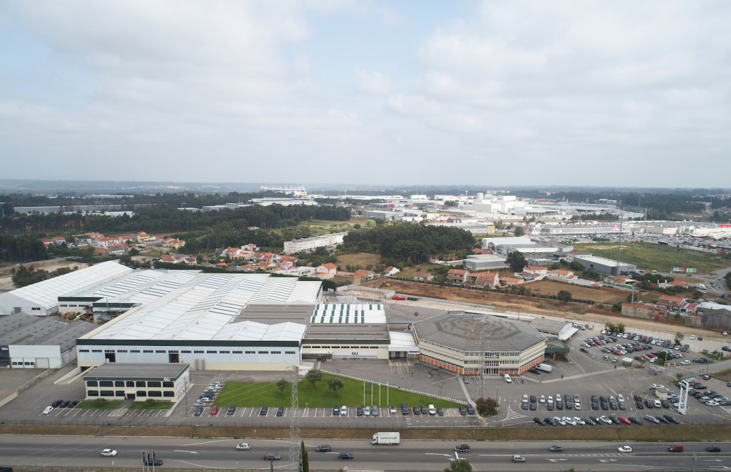 OLI_Complexo Industrial e Sede em Aveiro