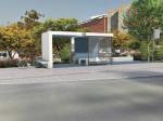 Instalação de paragens de chegada e confluência de transportes em Torres Vedras (1)