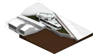 PA - 3D View - AXON 1