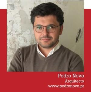 art de opinião Pedro Novo