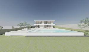 Habitaçao Unifamiliar - Raulino Silva Arquitectos