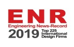 Ranking 2019 TOP 225 Internacional Design Firms da ENR PCG