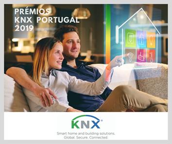 Cerimónia de entrega de Prémios KNX Portugal 2019