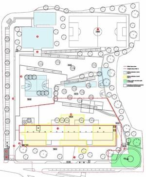 Requalificação das Instalações da Escola EB 2-3 de Arrifes 04