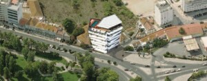 Projecto para a construção de um hotel 01