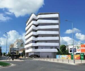 Projecto para a construção de um hotel 02