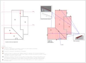 3.2 Construção - Planta da Cobertura