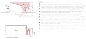 3.4 Construção - Alçados Laterais Direito e Esquerdo