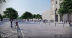 Requalificação do Rossio Marquês de Pombal, Estremoz 01