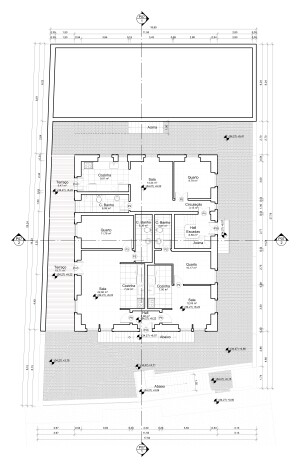 ARQ-PB-V3 - Planta de piso - PISO 0 (6,22) 3-Final