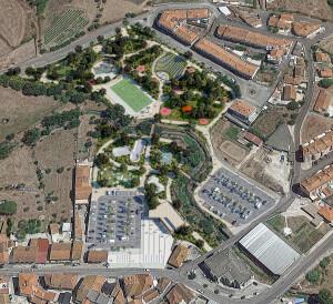Parque Urbano da Póvoa da Galega - Imagem topo