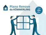 Plano Renove da KOMMERLING