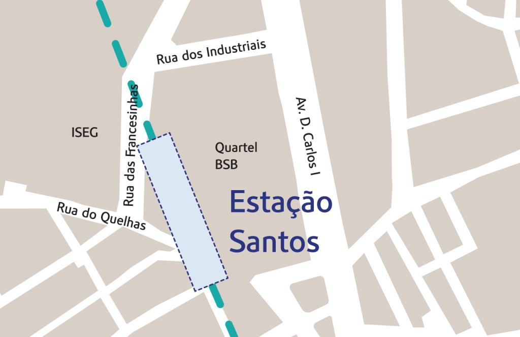 Estação-Santos