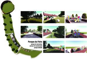 fotos do parque da feira
