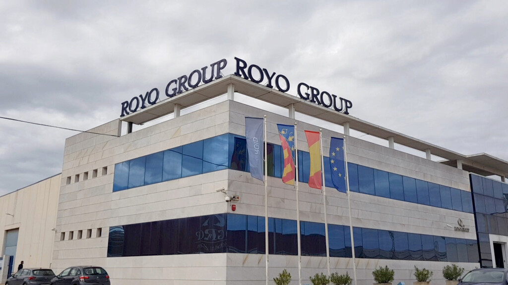 Sede corporativa de Royo Group