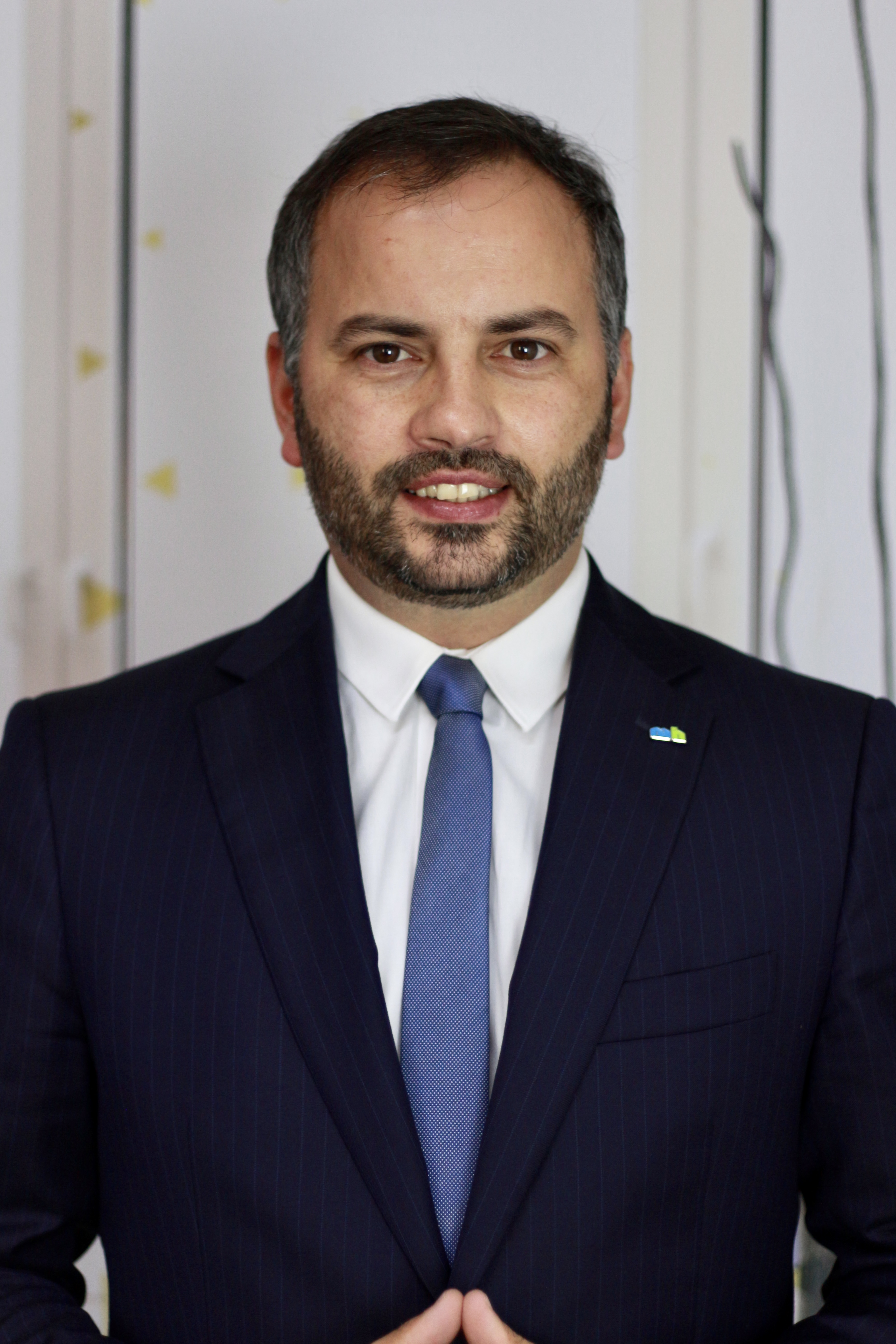Tiago Maia, administrador MatosinhosHabit