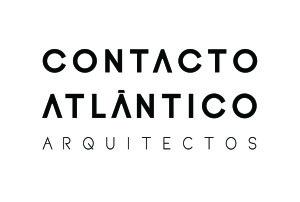 Logo Contacto Atlântico-branco