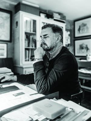 b&w José Baganha