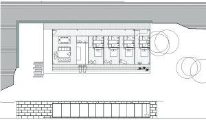 planta e alçado casas douro-Model