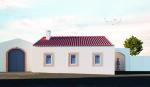 Casa R_Torres Vedras_Madalena Pereira Arquitetura_20210720_Alçado