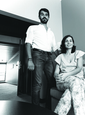 Foto_Carina e Ricardo