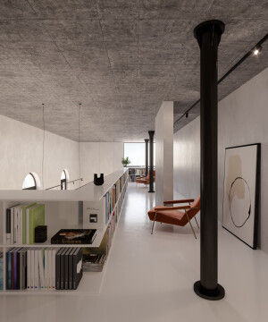 Loft-Anjos_Biblioteca