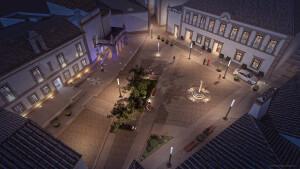 Praça2021 noite