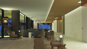 Lobby - Render 1